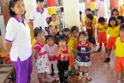Nias: Integrativer Kindergarten